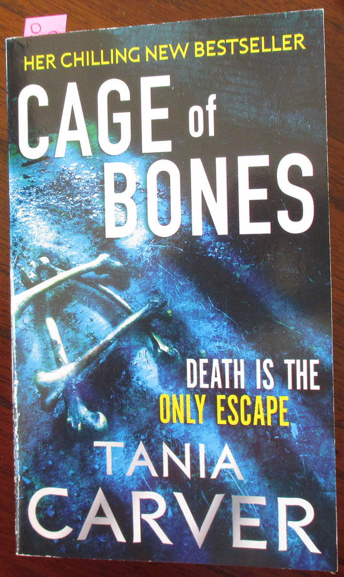 Image for Cage of Bones