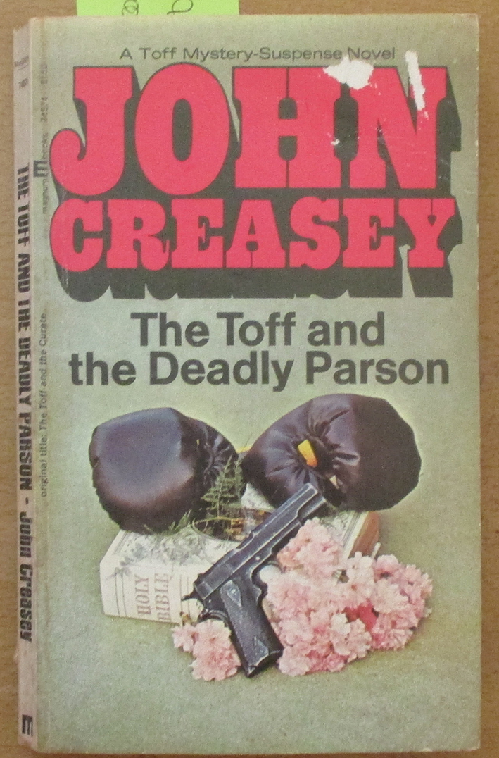 Image for Toff and the Deadly Parson, The