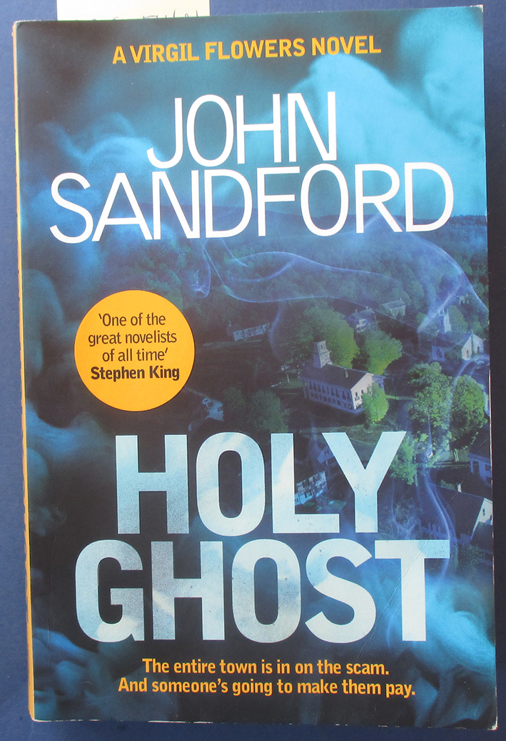 Image for Holy Ghost