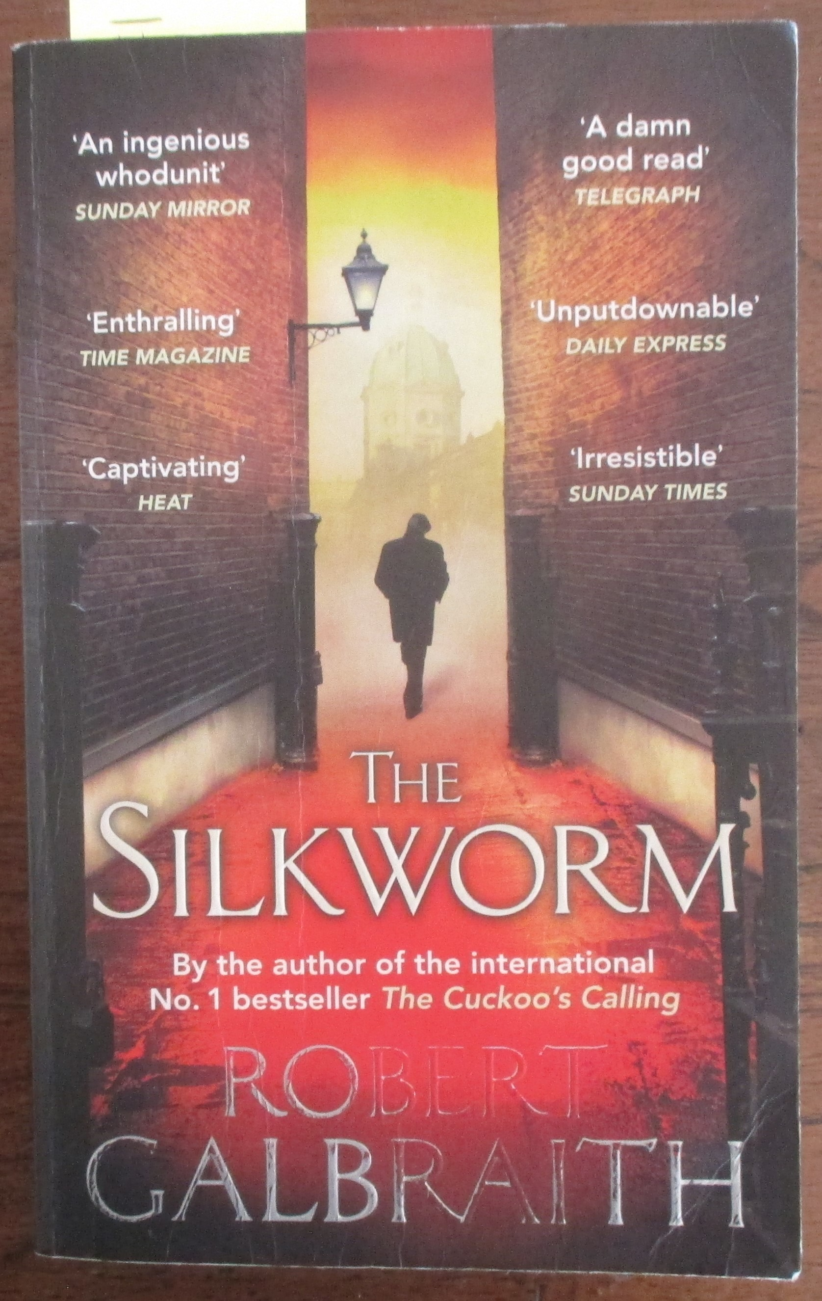 Image for Silkworm, The