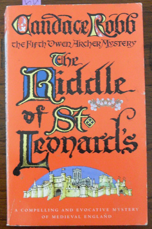 Image for Riddle of St Leonard's, The