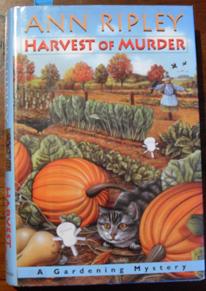 Image for Harvest of Murder: A Gardening Mystery