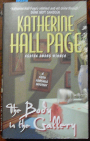 Image for Body in the Gallery, The: A Faith Fairchild Mystery