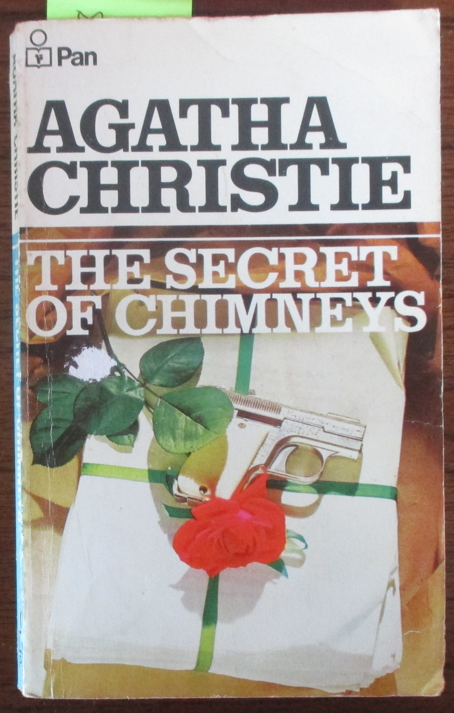 Image for Secret of Chimneys, The