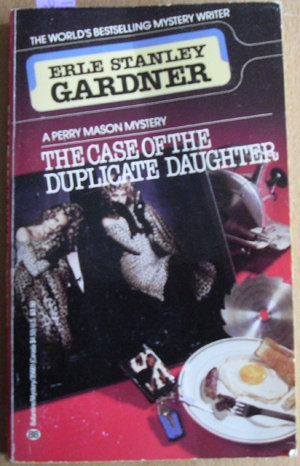 Image for Case of the Duplicate Daughter, The
