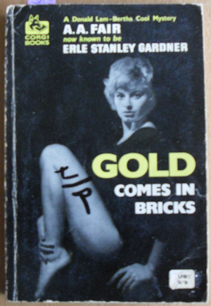 Image for Gold Comes in Bricks