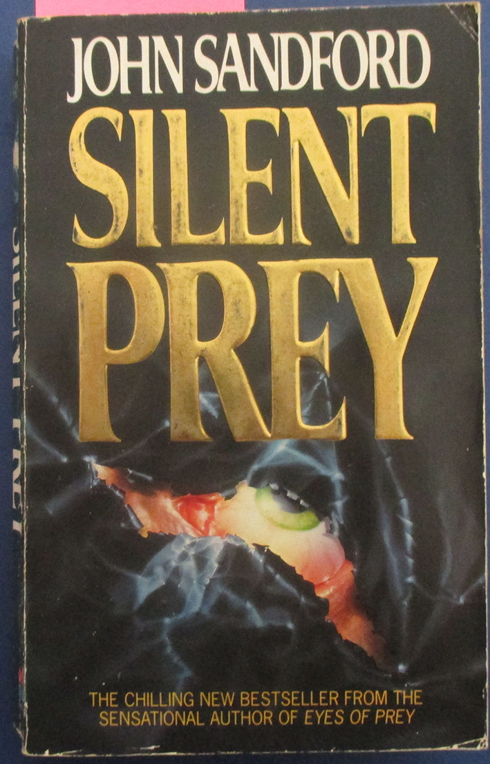 Image for Silent Prey