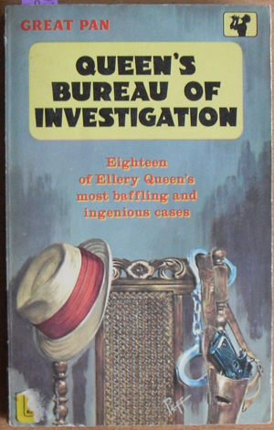 Image for Queen's Bureau of Investigation