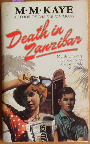 Image for Death in Zanzibar