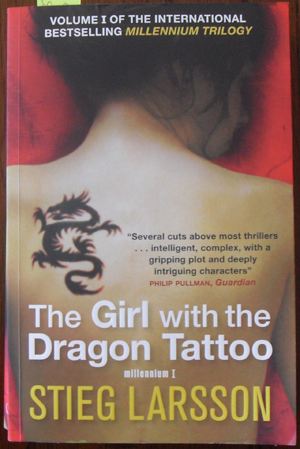 Image for Girl With the Dragon Tattoo, The