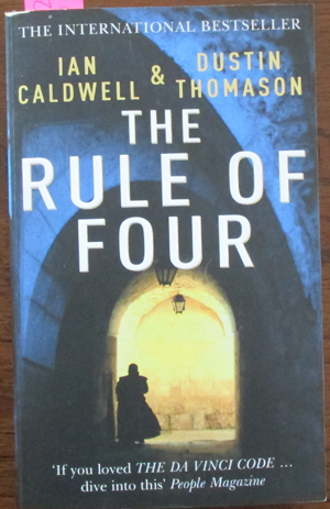 Image for Rule of Four, The