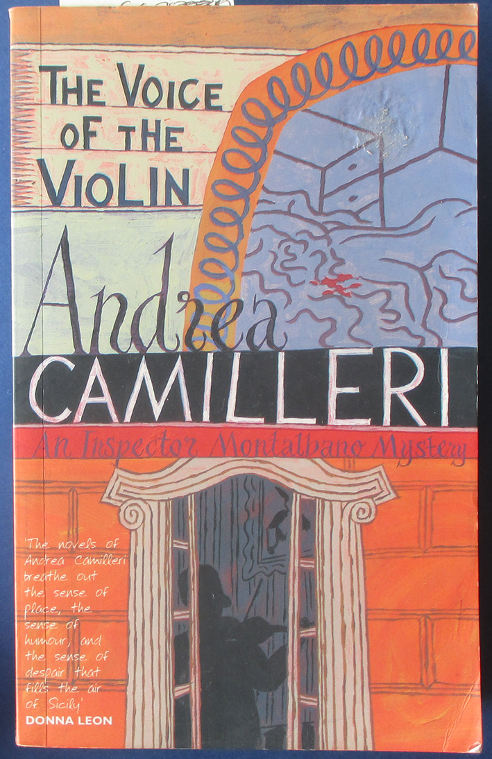 Image for Voice of the Violin, The (An Inspector Montalbano Mystery)