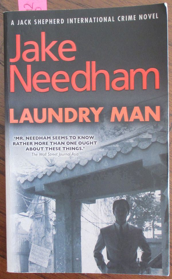Image for Laundry Man