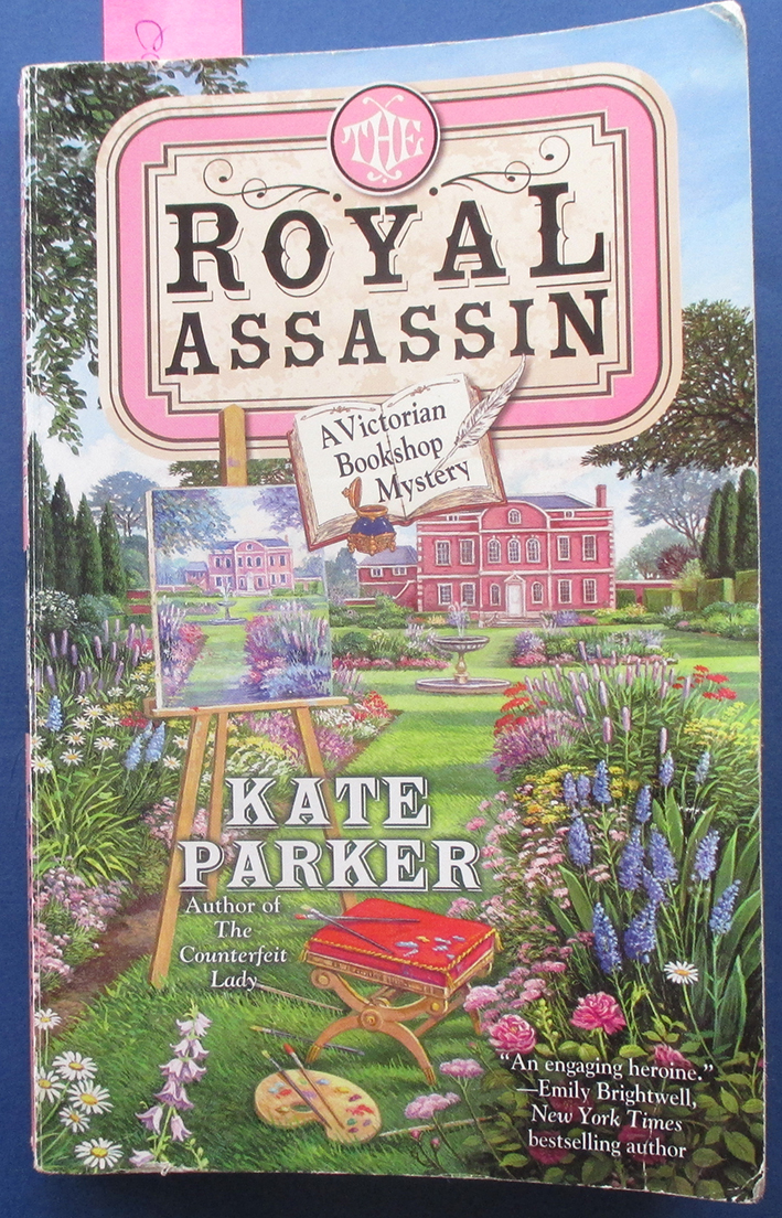 Image for Royal Assassin, The: A Victorian Bookshop Mystery
