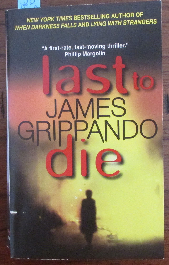Image for Last to Die