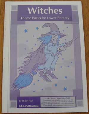 Image for Witches: Theme Packs for Lower Primary