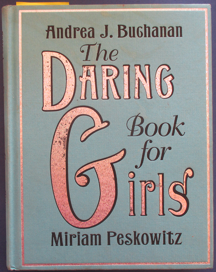 Image for Daring Book for Girls, The