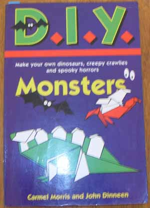 Image for D. I. Y.: Monsters