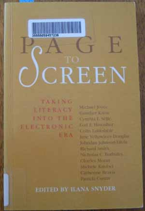 Image for Page to Screen