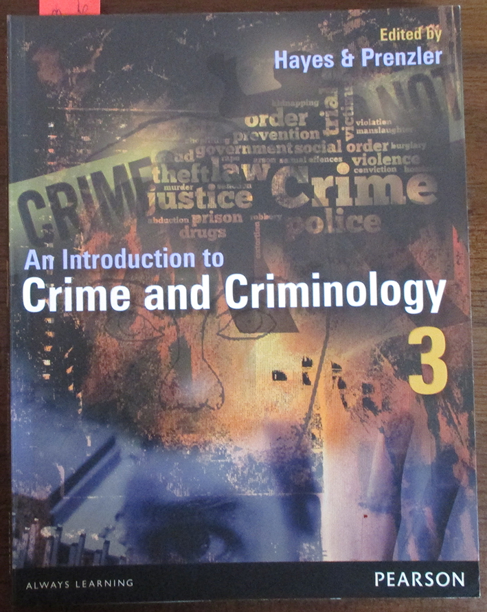 Image for Introduction to Crime and Criminology 3, An