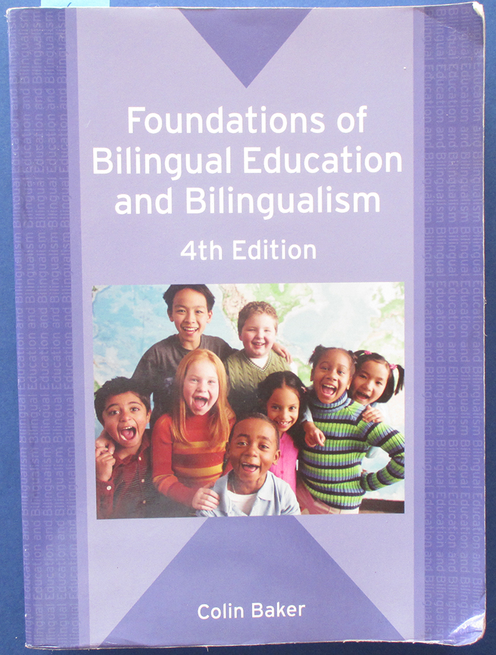 Image for Foundations of Bilingual Education and Bilingualism