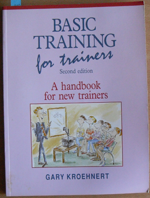 Image for Basic Training for Trainers: A Handbook for New Trainers