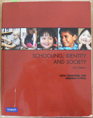 Image for Schooling, Identity and Society