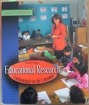 Image for Educational Research: Fundamentals for the Consumer