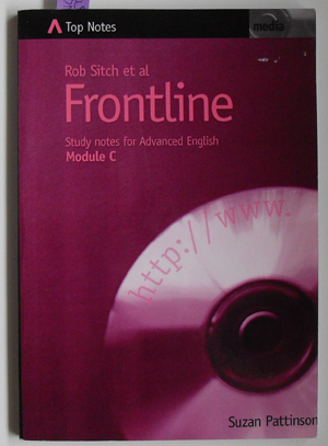 Image for Top Notes: Rob Sitch et al Frontline