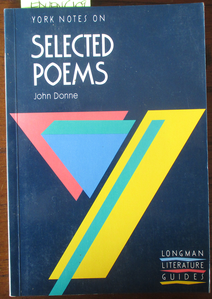 Image for York Notes: John Dunne - Selected Poems