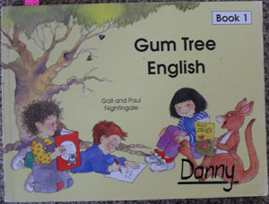 Image for Gum Tree English: Book 1