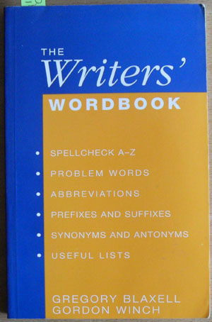 Image for Writers' Wordbook, The