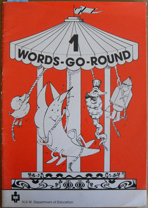 Image for Words-Go-Round 1