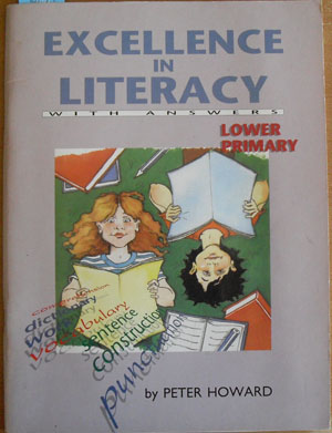 Image for Excellence in Literacy With Answers: Lower Primary