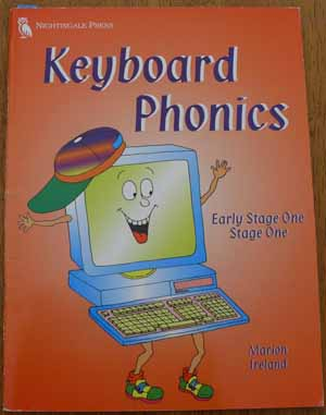 Image for Keyboard Phonics: Early Stage 1/Stage 1