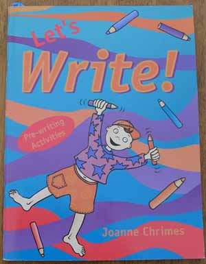 Image for Let's Write: Pre-writing Activities