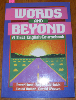 Image for Words and Beyond: A First English Coursebook