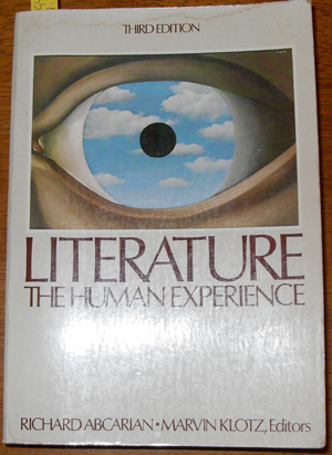 Image for Literature: The Human Experience