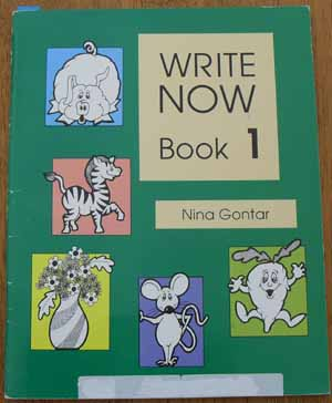 Image for Write Now: Book 1