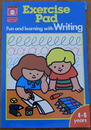 Image for Exercise Pad: Fun and Learning with Writing