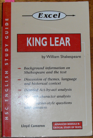 Image for Excel: King Lear