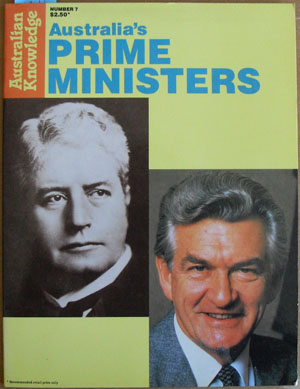 Image for Australia's Prime Ministers: Australian Knowledge (#7)