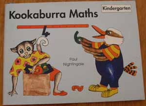 Image for Kookaburra Maths: Kindergarten