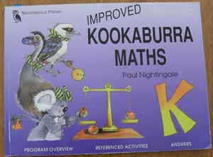 Image for Improved Kookaburra Maths: Kindergarten