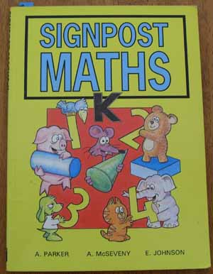Image for Signpost Maths: K