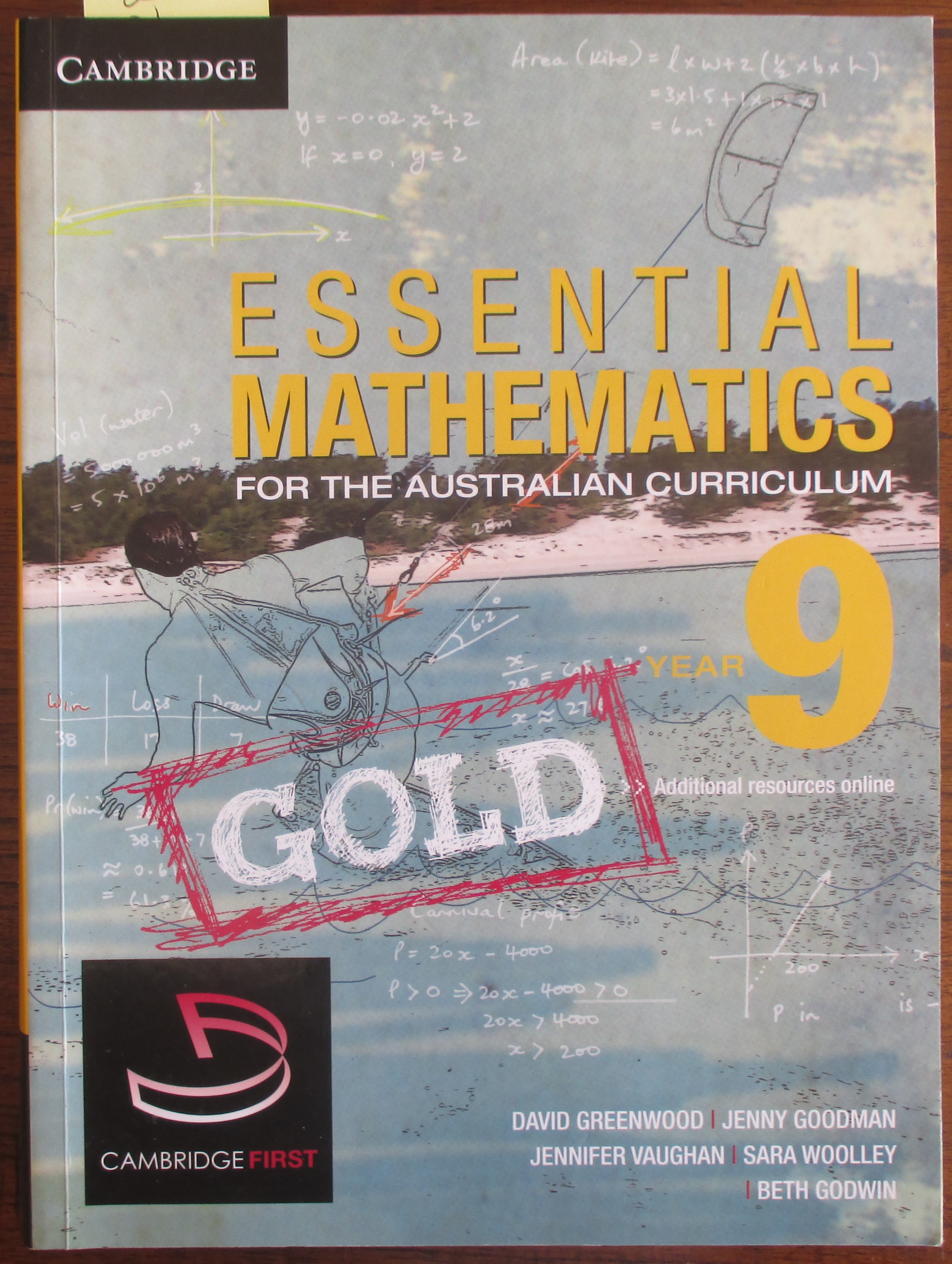 Image for Essential Mathematics for the Australian Curriculum: Year 9