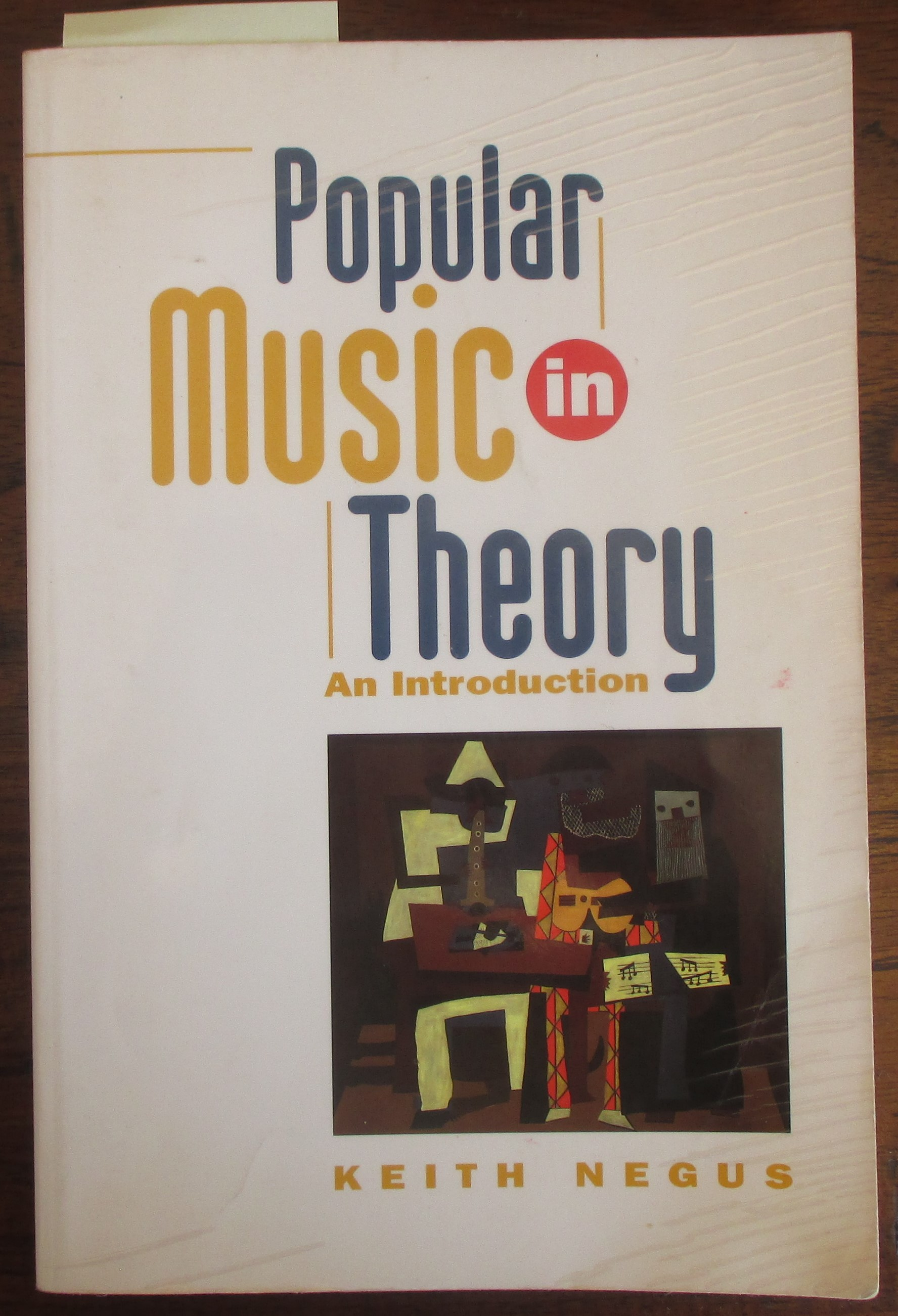 Image for Popular Music in Theory: An Introduction