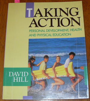 Image for Taking Action: Personal Development, Health and Physical Education