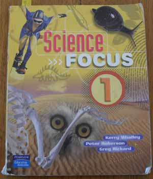 Image for Science Focus 1