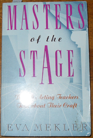 Image for Masters of the Stage